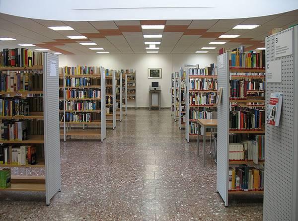 Bibliothek Walter Bauer
