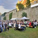 Im Merseburger Schlossgraben