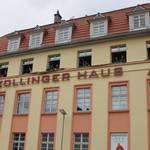 Zollinger Haus wurde eingeweiht