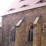 Seitenansicht des Merseburger Doms