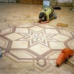 Fußbodenarbeiten