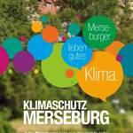 Flyer 'Merseburger lieben gutes Klima'