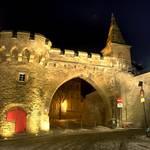 Illuminationskonzept für das 'Krumme Tor' in Merseburg