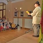 Merseburger Puppentheaterfesttage 2015 im Ständehaus