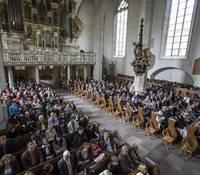 Feierliche Immatrikulation der Hochschule Merseburg im Merseburger Dom.