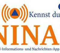 NINA ist eine vom Bundesamt für Bevölkerungsschutz und Katastrophenhilfe zur Verfügung gestellte App für Smartphones, die dazu dient, der Bevölkerung wichtige bzw. dringende Warnmeldungen zukommen zu lassen.