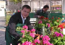 Blumen- und Bauernmarkt