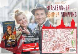 Merseburger Sommer Shopping