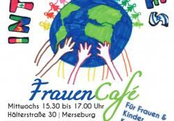 Das Internationale Frauencafé lädt Frauen & kinder in die Hälterstraße 30 ein.