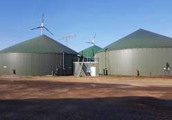 Biogasanlage Beuna [(c) Dr. Andre  Wüste]