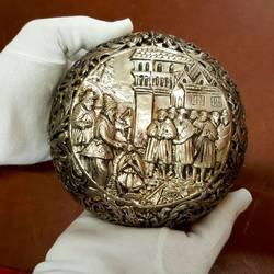 17. Jahrhundert Siegelkapsel