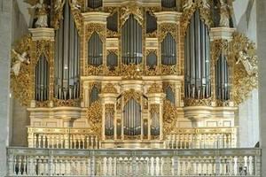 orgel im dom