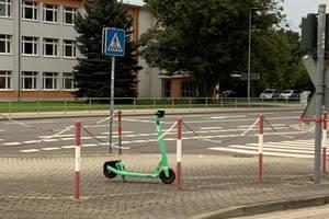 E Scooter ©Stadt Merseburg