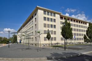 Hauptgebäude Fotograf Wolfgang Kubak