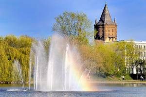 gotthardteich fontaene regenbogen 01