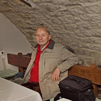 Heimatforscher Werner Wolff