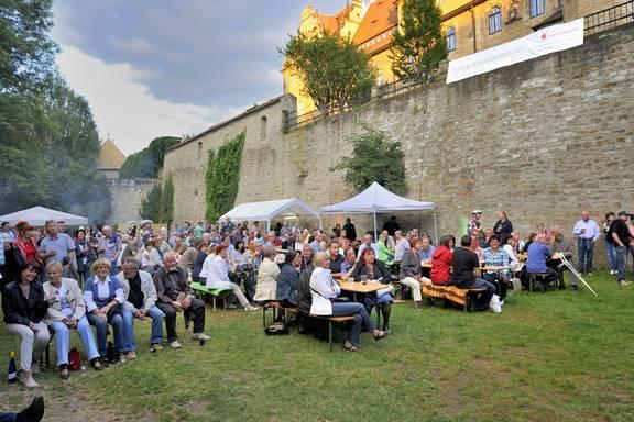 Merseburger SchlossGrabenNächte