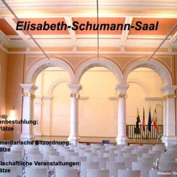 elisabeth schumann saal